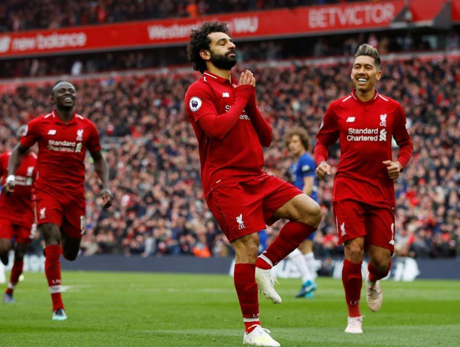 Liverpool extend lead to 7 points as Manchester City stumble again, overtaken by Tottenham