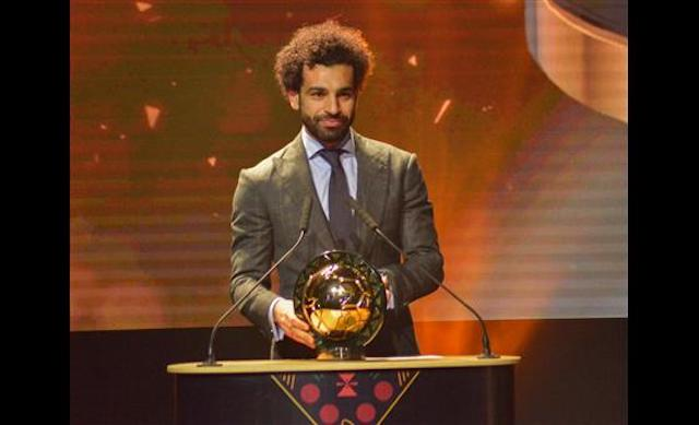 BREAKING: Mohamed Salah crowned African Player of the Year for second straight year