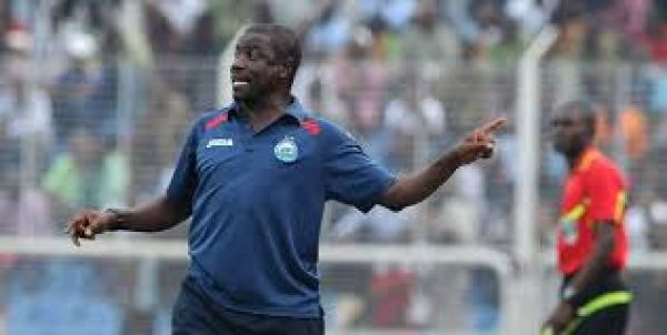 •Home-based Super Eagles Coach Salisu Yusuf
