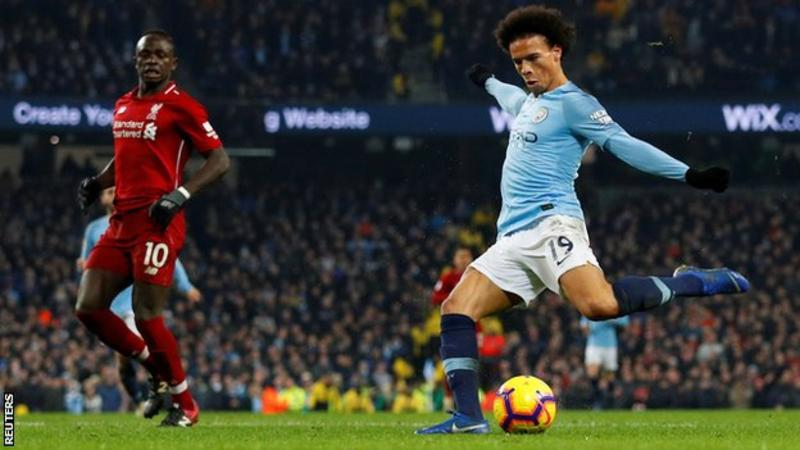 Hard-fighting Man City win battle of Premiership giants to close gap against leaders Liverpool