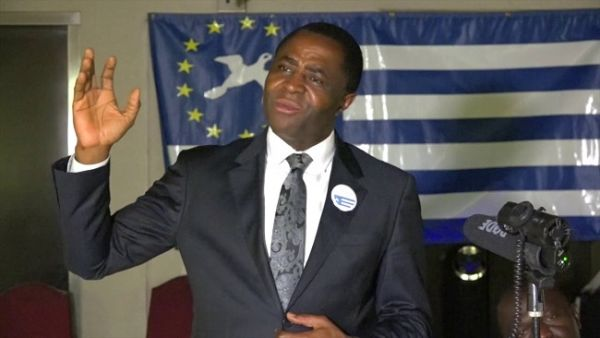 •Detained Cameroon separatist leader Ayuk Tabe
