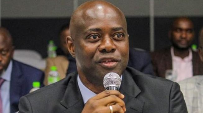 •Governor Makinde