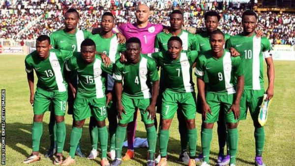 Nigeria's World Cup group worse than 'Group of Death' – Pinnick