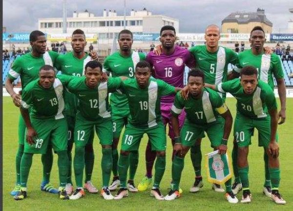•Nigeria's Super Eagles.