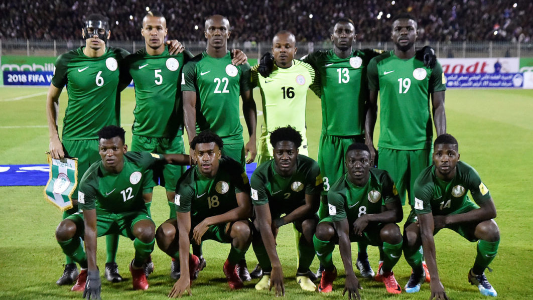 Super Eagles fight back to beat hosts Lesotho in 2021 AFCON qualifiers