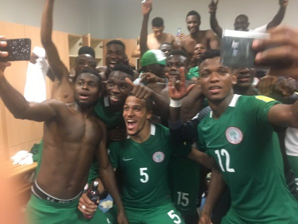 BREAKING: Super Eagles qualify for 2019 Africa Cup of Nations