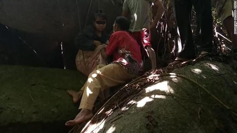 Woman held captive in cave for 15 years by local spiritual healer