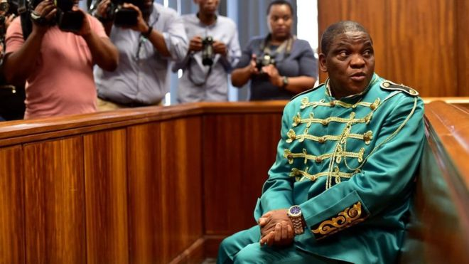 Shock as Nigerian pastor faces live rape trial in South Africa