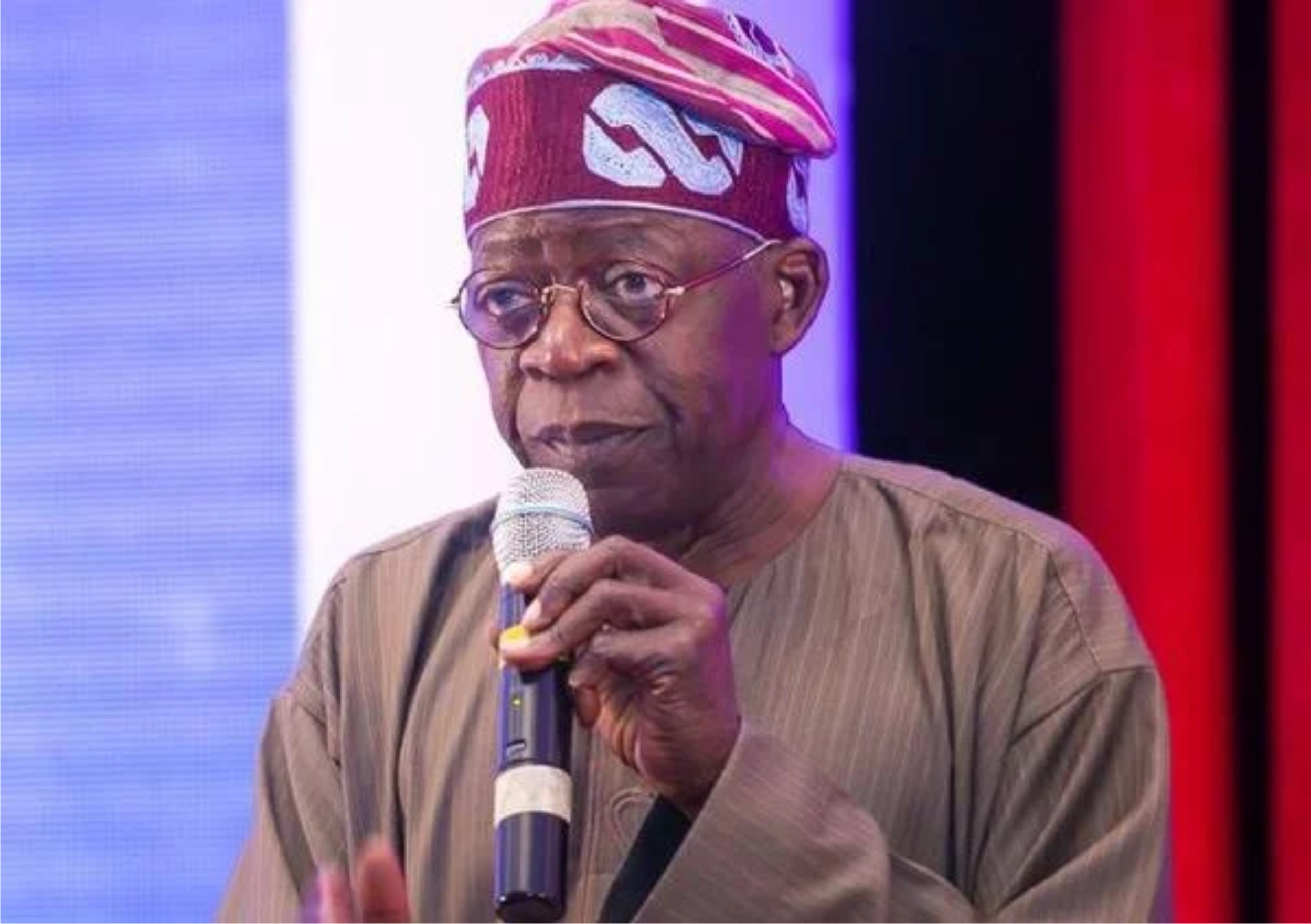 Christmas: Tinubu urges Nigerians to rise above differences
