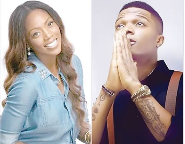 Wizkid, Tiwa Savage spark dating rumours