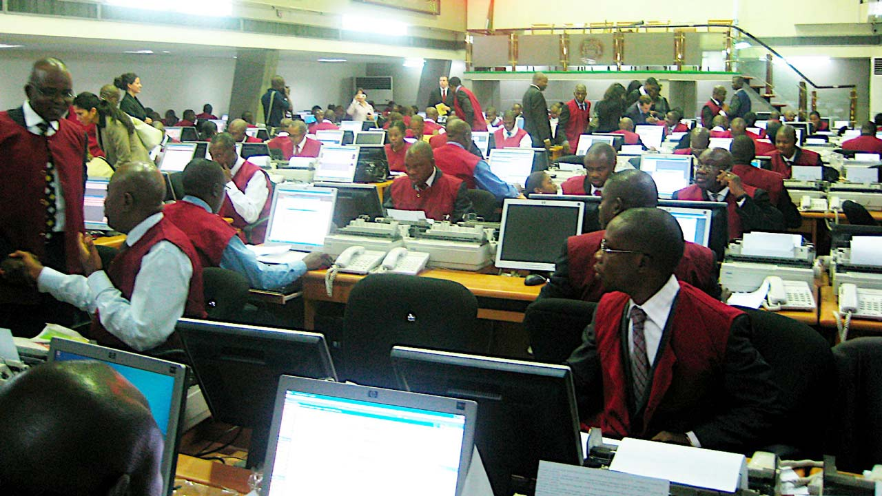 Nigerian stocks rise as local funds snap up banking shares