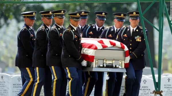 Another U.S. soldier confirmed killed in Niger ambush