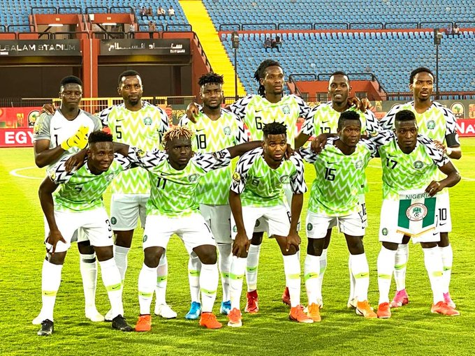 BREAKING: Super Eagles start 2021 AFCON qualifiers on winning note, beat Squirrels of Benin in Uyo