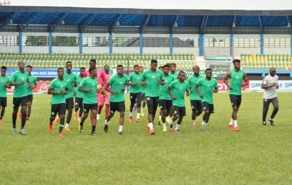 Olympic Eagles crash out of AFCON U23 Competition