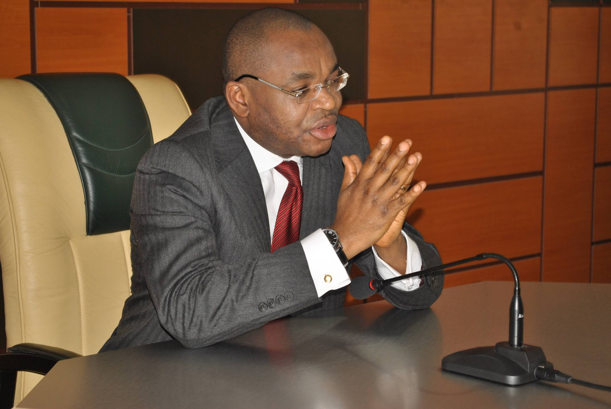 Governor Emmanuel declares 3 days fasting and prayers in Akwa Ibom