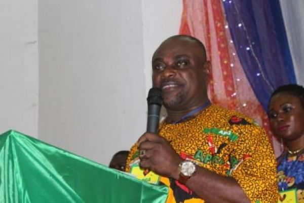 No Court of Appeal orders against me — APGA factional chairman Victor Oye