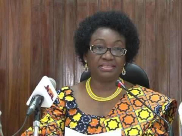 •Head of the Civil Service of the Federation (HoCSF), Mrs. Winifred Oyo-Ita