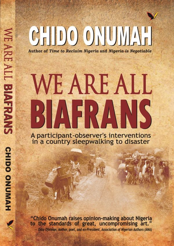 'We Are All Biafrans' set for release on May 31
