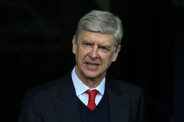 •Embattled Arsenal boss Arsene Wenger