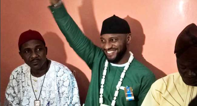 Ace Nollywood actor Yul Edochie appointed SSA to Anambra State Governor