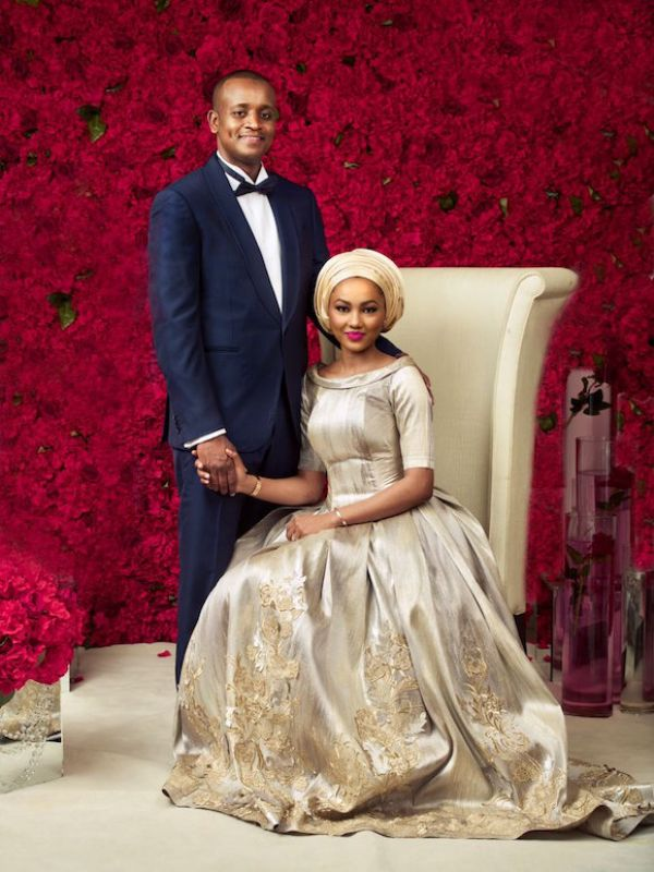 Why Zahra Buhari won't have a royal wedding: Presidency