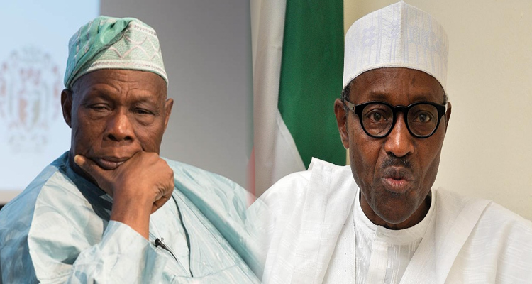 Buhari acting like Abacha: Obasanjo •Tells him to go home and rest