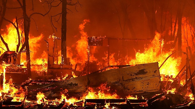 Over 1,000 people unaccounted for after deadly California wildfire