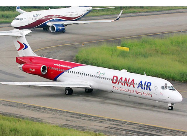Nigeria's airlines fly Africa's oldest planes, Dana's aircraft 28 years old