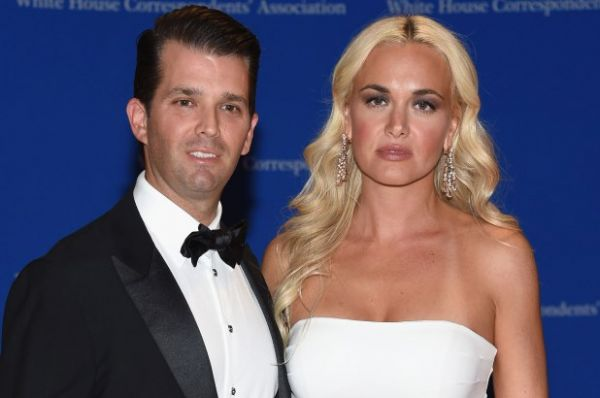 Wife divorces Trump Jr