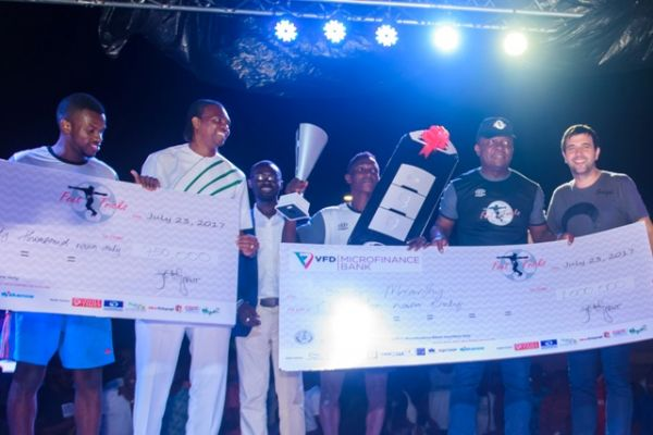 McCarthy Obanor wins Nigeria National Freestyle Championships •Pockets car, N1m