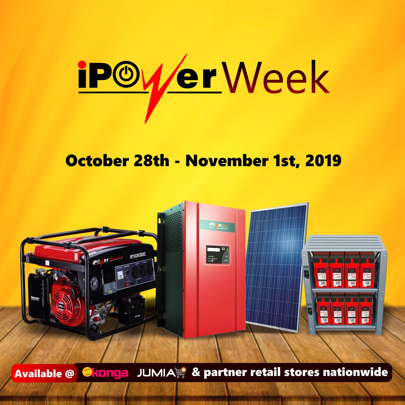 Anticipation rises for iPOWER Week