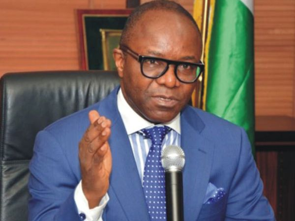 •Petroleum Minister of State, Dr Ibe Kachikwu