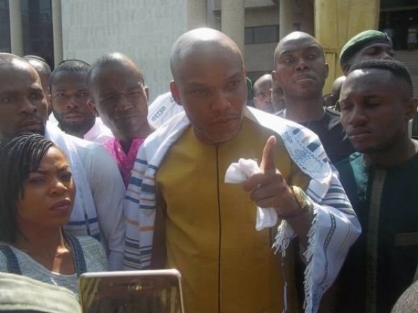 Nnamdi Kanu cancels Anambra governorship election •Also says no election in Igbo land in 2019