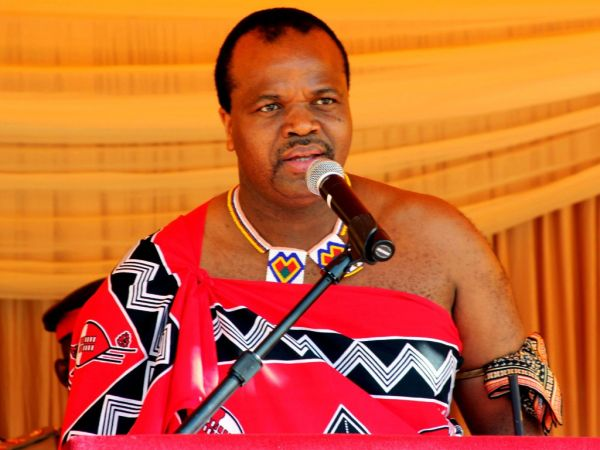 Divorce banned in Swaziland