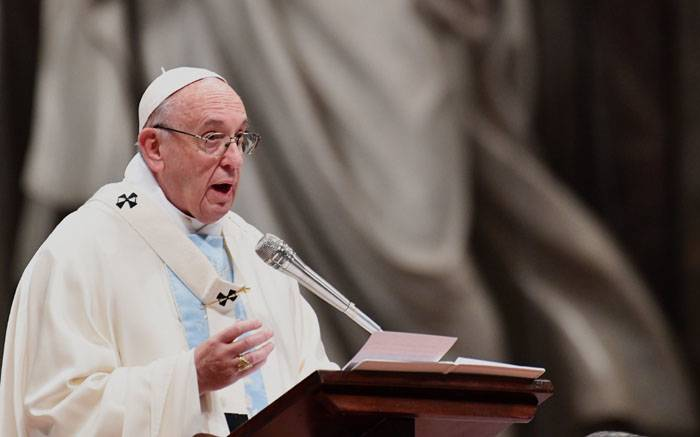 Pope Francis slams Italian mafia, asks members to repent