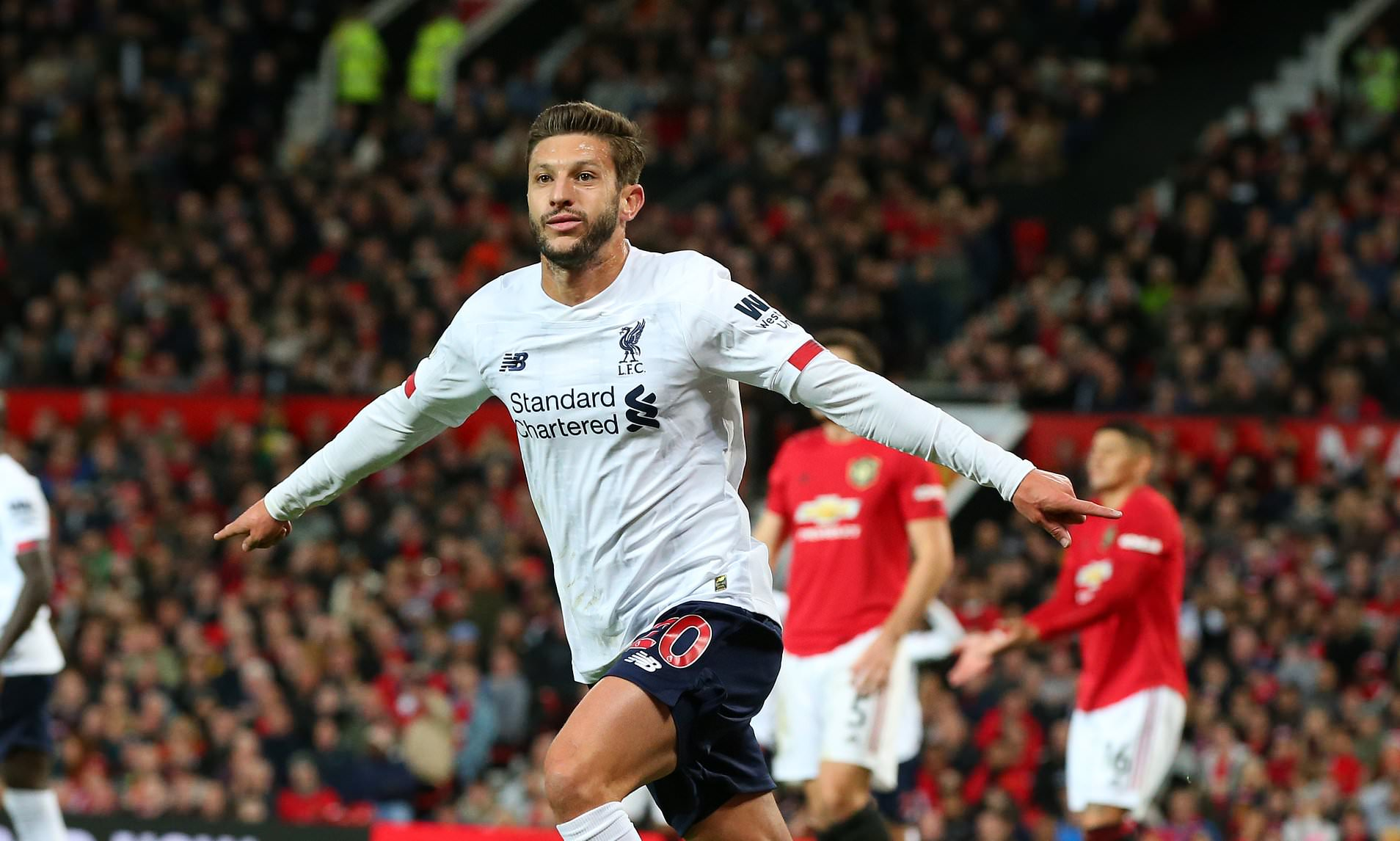 Liverpool hold Man Utd to move 6 points clear on top of EPL table