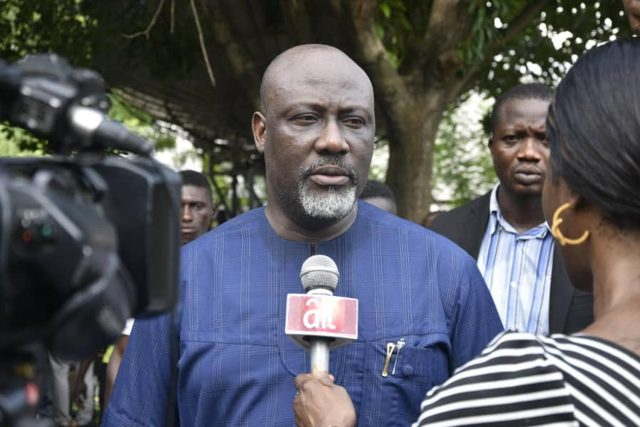Kogi West election rerun: Melaye rejects results, describes poll as 'helicopter election'