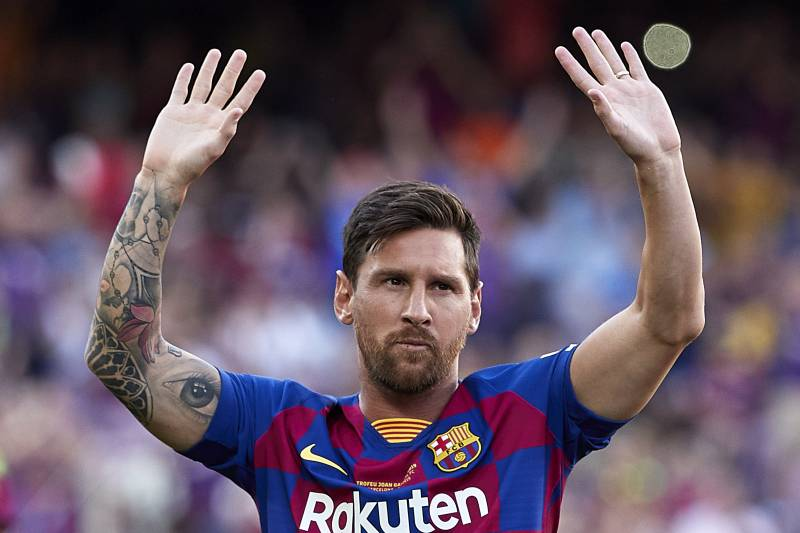 Messi free to leave at end of season — Barcelona