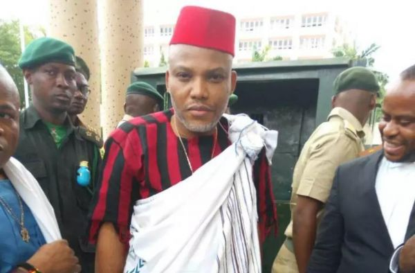 IPOB rejects Nnamdi Kanu's bail conditions •Ikedife, Amechi say bail conditions too stringent