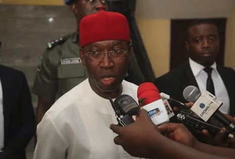 NYG: Go bring back the trophy, Okowa charges Team Delta