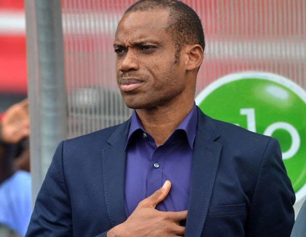 •Ex-Super Eagles Head Coach, Sunday Oliseh