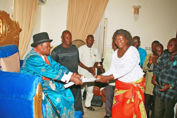 Bayelsa Monarch moves to use Oloibiri Oil and Gas Festival to promote culture and tourism