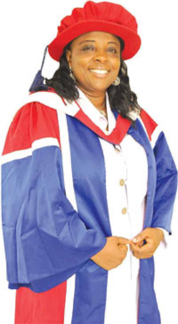 Corruption, one of our major problems —Anambra Commissioner for Education, Prof. Kate Omenugha