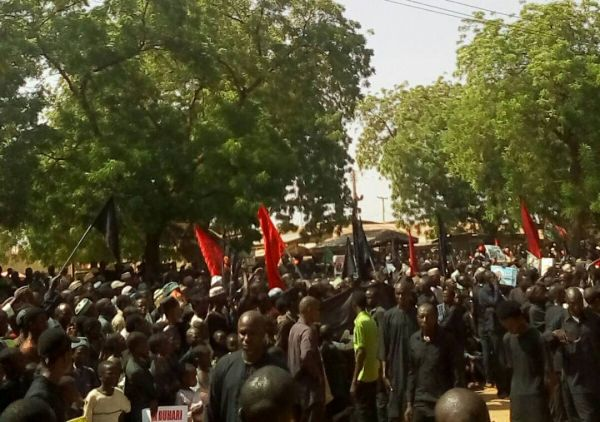 Shiites mourn in more than 60 towns and cities, demand for Sheikh Zakzaky's release