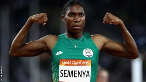 Olympic champion Caster Semenya joins South African football club