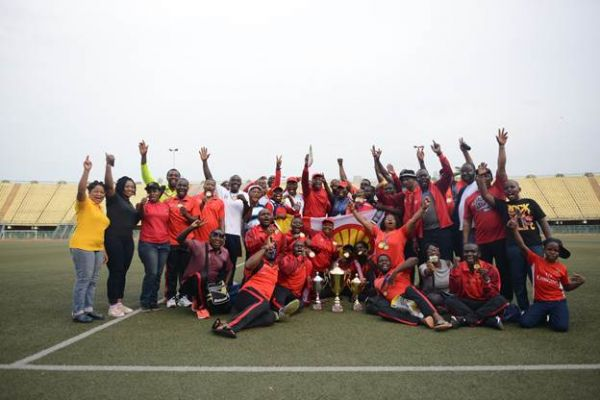 Image result for Shell Wins Nigeria Oil And Gas Industry Games For Record Third Time