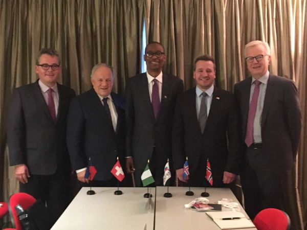 Nigeria signs Joint Declaration on Economic Cooperation with European Free Trade Association