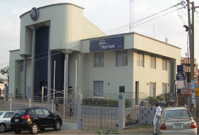 Skye Bank Takeover: Shareholders kick, to sue CBN, AMCON, others