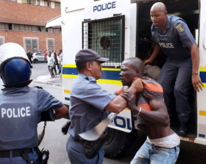 South African police officers to face trial for killing Nigerian