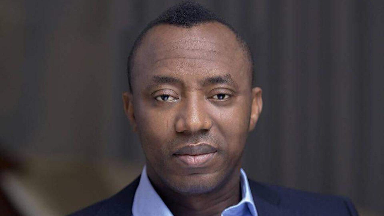 Sowore is still mobilising thugs while in detention - DSS